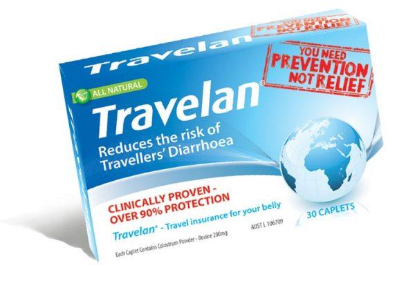Travelan Package