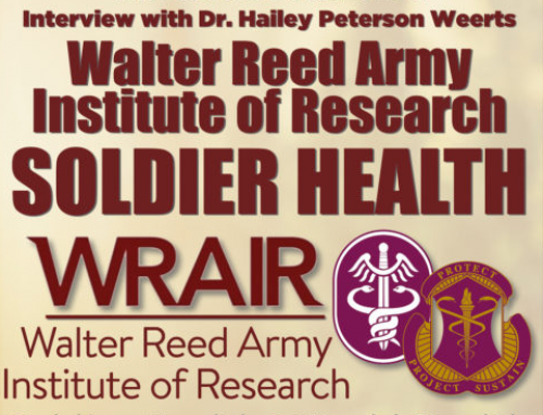 Travelan featured on The Not Old Better Show – Soldier Health with Dr. Hailey Weerts
