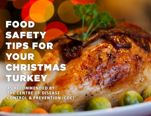 Food safety tips for your Christmas turkey & roast – as recommended by the CDC