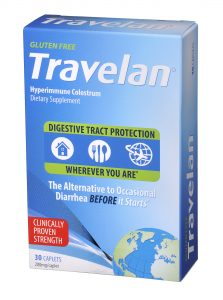 Stop Travel Diarrhoea